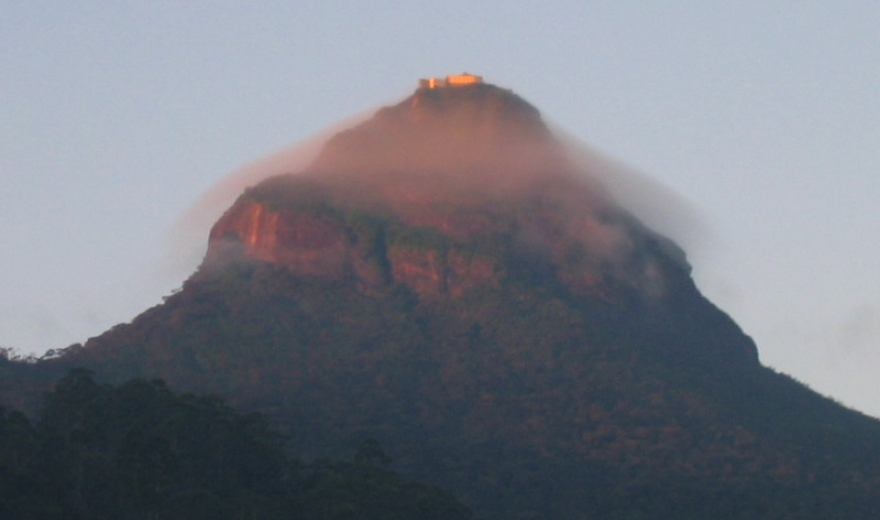 Adams peak - Srí Lanka