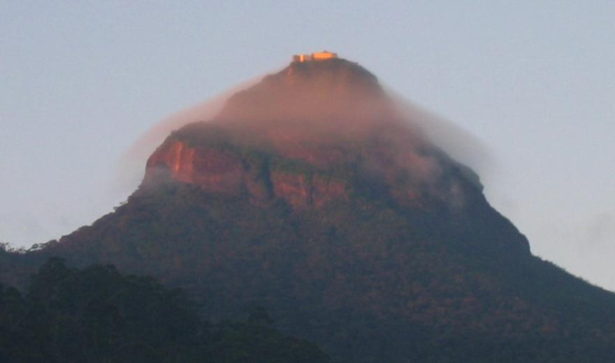 Adams peak - Srí Lanka