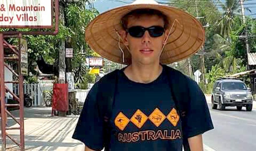 Ondřej Slowik - průvodce ve Vietnamu