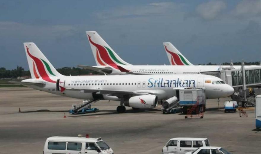 Srí Lanka dovolená - letiště Kolombo