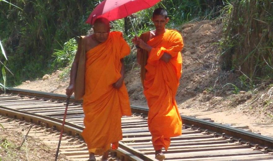 Náboženství Srí Lanka