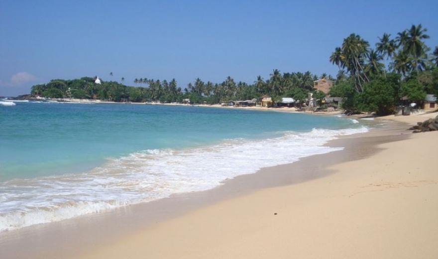 Pláže Srí Lanka - Unawatuna
