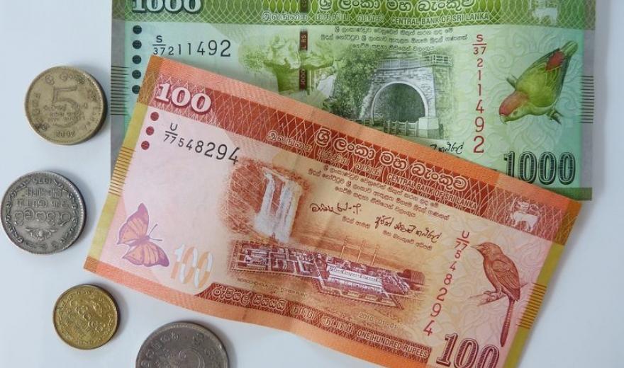 Srí Lanka - ceny a měna