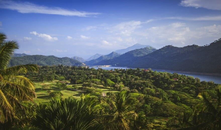 Turistika na Srí Lance