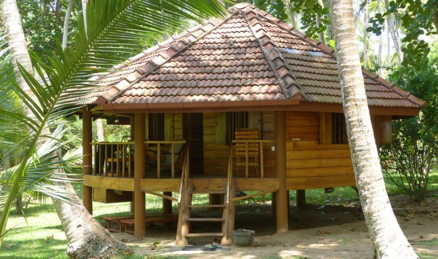 Ubytování Srí Lanka