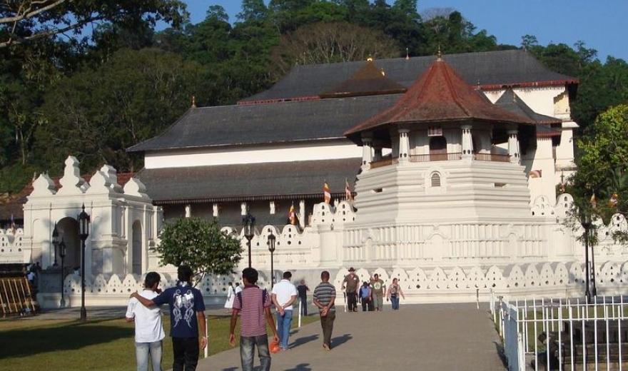 Chrám Kandy