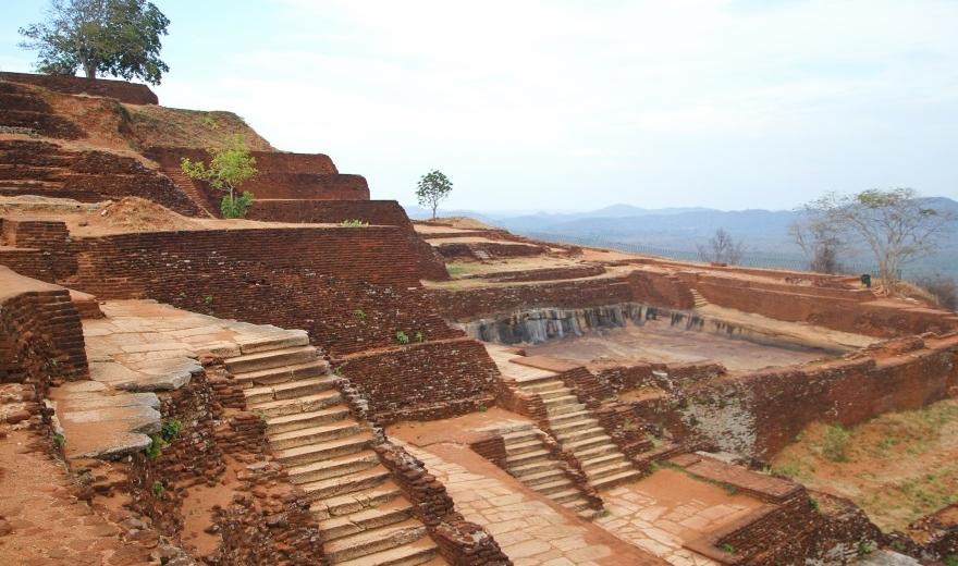 Doporučení pro cestu do Sigiriyi