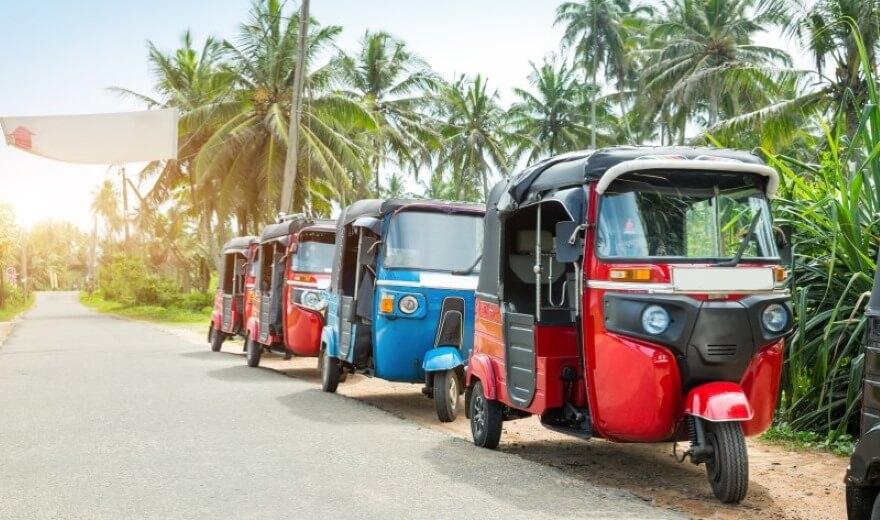 Doprava v Kolombu