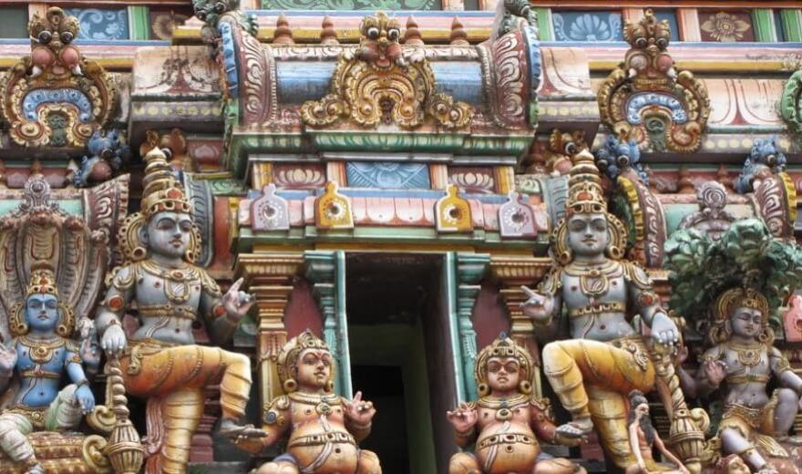 Hlavní město Srí Lanky - zájezdy v rámci Go2