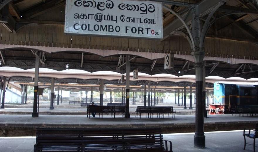 Hlavní nádraží, Kolombo