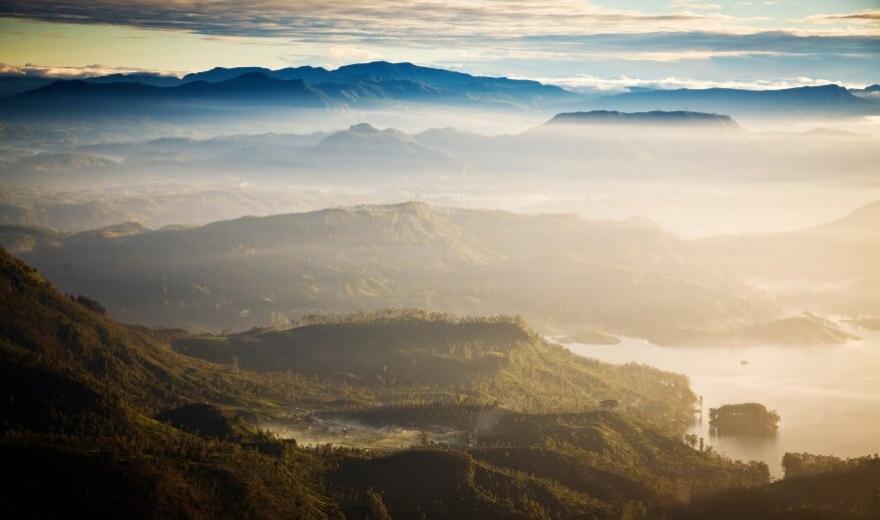 Meemure - nejvíce izolovaný trek Srí Lanky