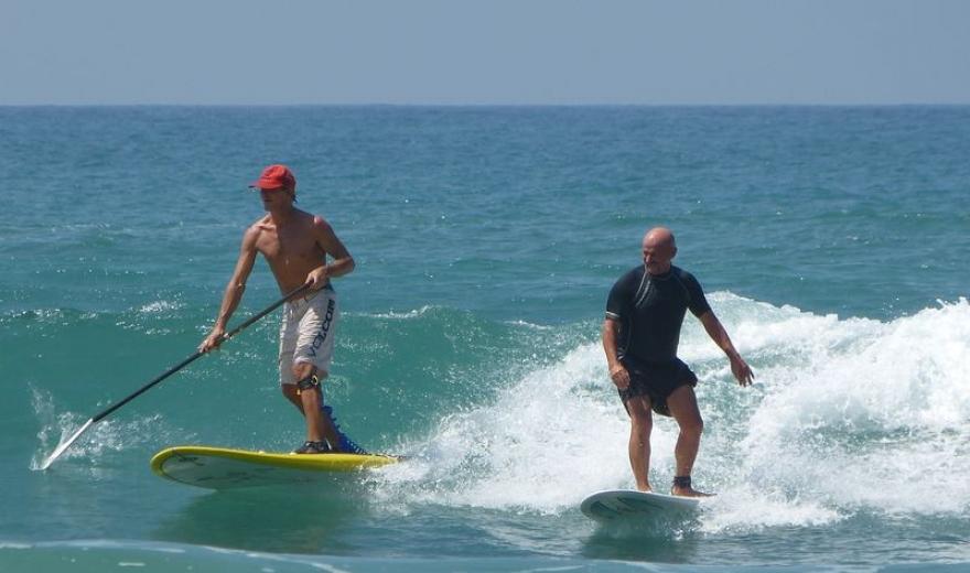 Surfování Srí Lanka