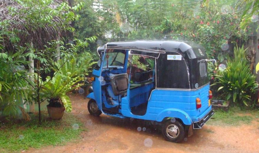 Srí Lanka monzuny