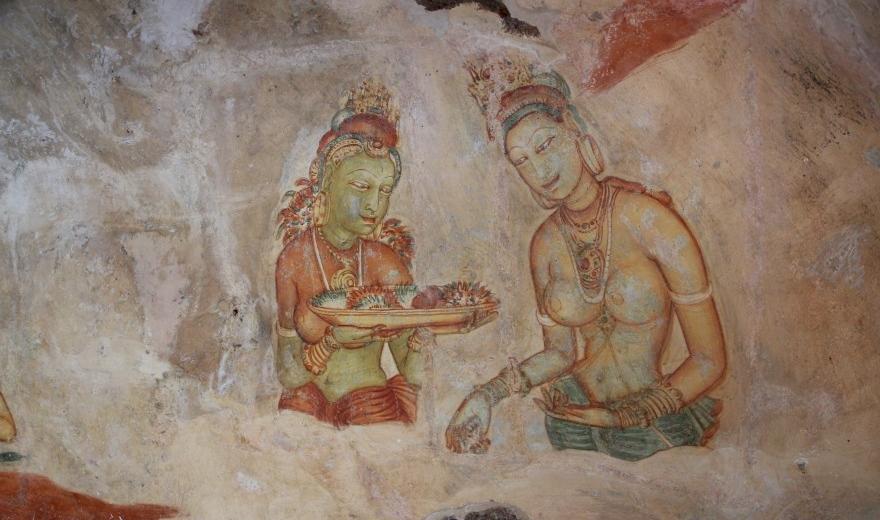 Průvodce Sigiriyi