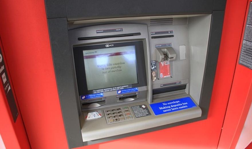 Bankomaty na Sri Lance