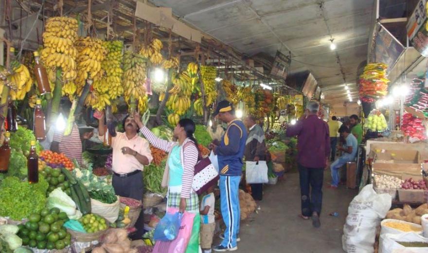 Tržnice, Srí Lanka