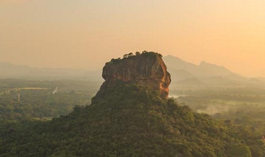 Skalní pevnost Sigiriya