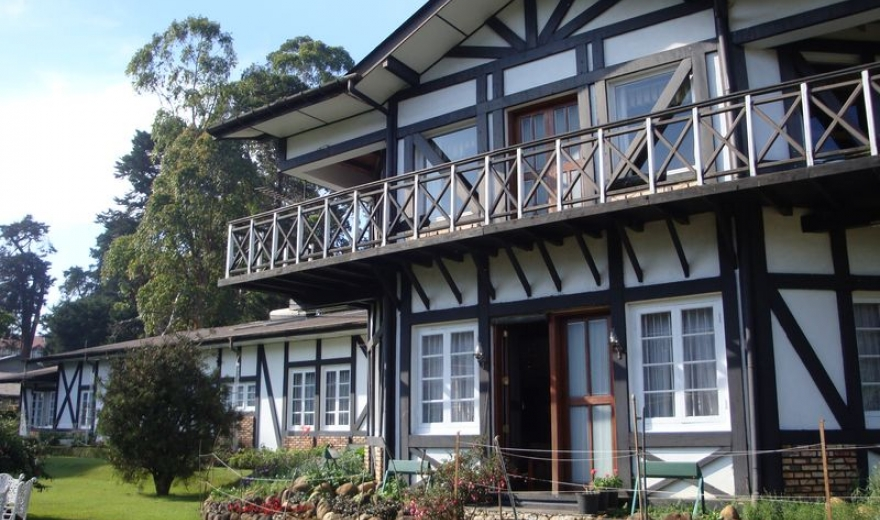 Ubytování Srí Lanka - Nuwara Eliya