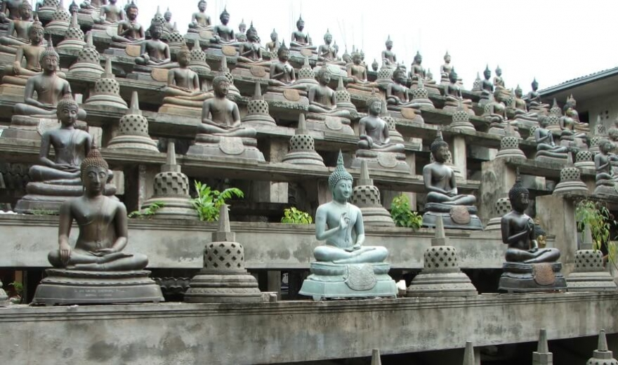 Zajímavá místa, která můžete v Kolombu navštívit